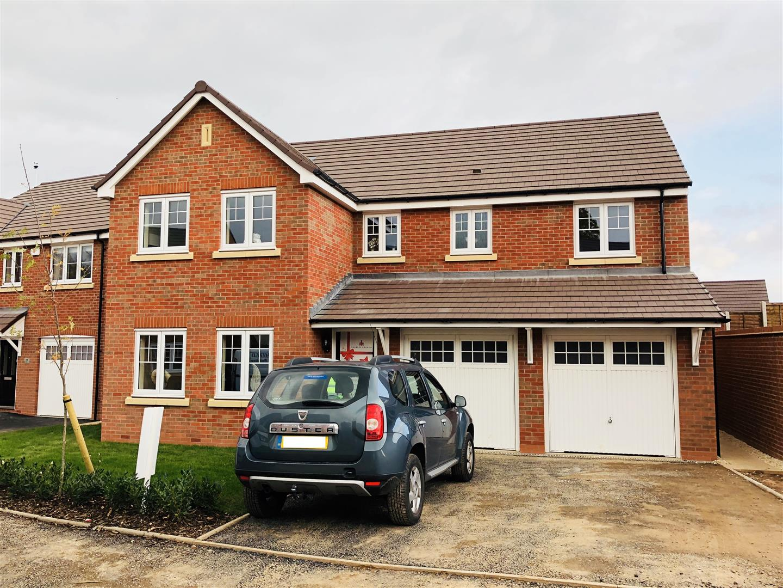 5 Bedrooms Detached House for sale in Plot 14, Milestone Grange, Stratford upon Avon